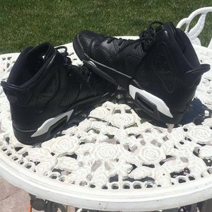 Air Jordan 6 Retro 'Black Cat' *Read Description*